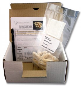 Enoki Log Kit Contents