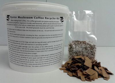 Oyster Mushroom Coffee Kit
