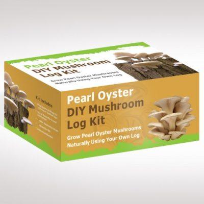 Oyster Mushroom Log Kit