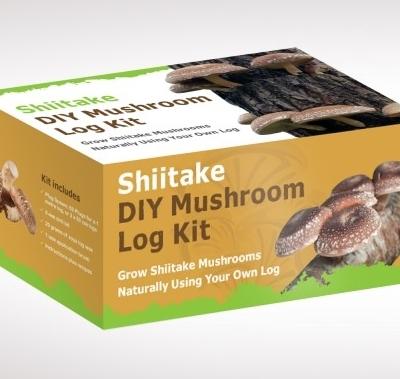 Mushroom Log Kits