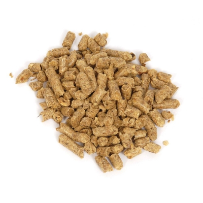 Hulled Soya Bean Pellets are an excellent nutritional supplement for gourmet mushroom growing.